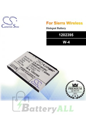 CS-SPT803RC For Sierra Wireless Hotspot Battery Model 1202395 / W-4