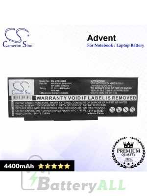 CS-MT8389NB For Advent Laptop Battery Model 442677000001 / 442677000003 / 442677000004 / 442677000005