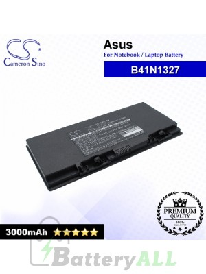 CS-AUB511NB For Asus Laptop Battery Model B41N1327
