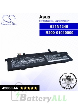 CS-AUC300NB For Asus Laptop Battery Model 0B200-01010000 / B31N1346