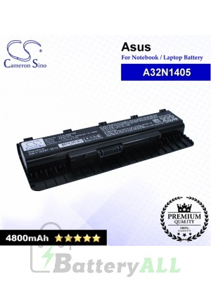 CS-AUG551NB For Asus Laptop Battery Model A32N1405