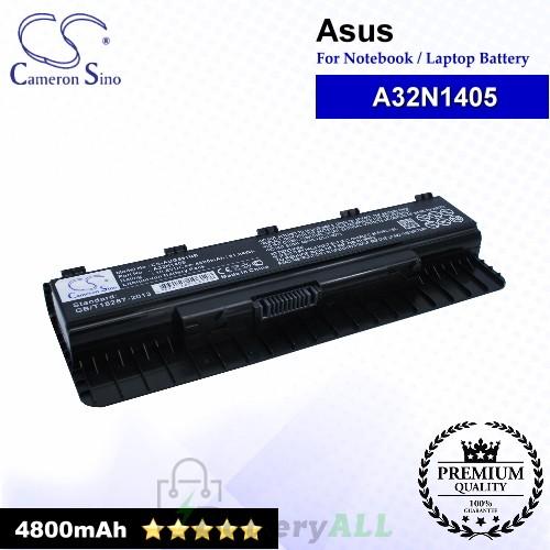 CS-AUG551NB For Asus Laptop Battery Model A32N1405