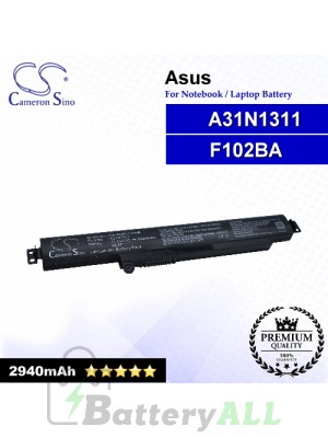 CS-AUN1311NB For Asus Laptop Battery Model 0B110-00260000 / 0B110-00260100 / A31N1311 / F102BA
