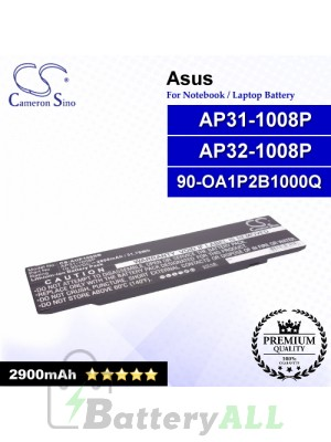 CS-AUP108NB For Asus Laptop Battery Model 90-OA1P2B1000Q / AP31-1008P / AP32-1008P