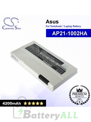 CS-AUP21NT For Asus Laptop Battery Model AP21-1002HA (White)