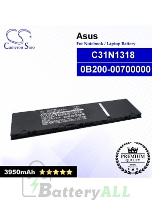 CS-AUP301NB For Asus Laptop Battery Model 0B200-00700000 / C31N1318