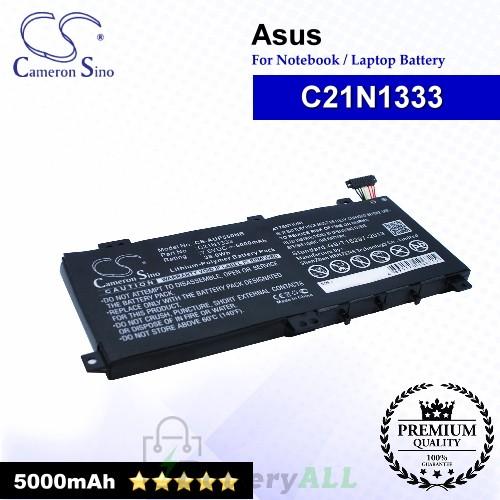 CS-AUP550NB For Asus Laptop Battery Model C21N1333