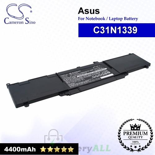 CS-AUQ302NB For Asus Laptop Battery Model C31N1339