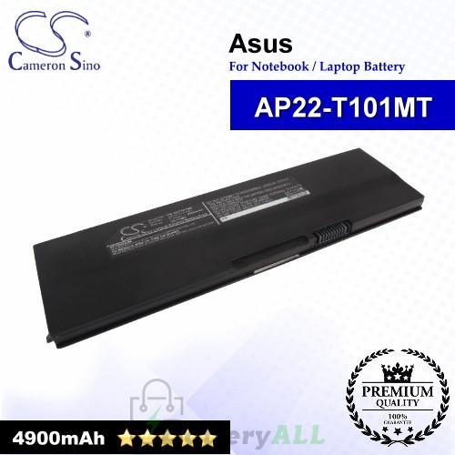 CS-AUT101NB For Asus Laptop Battery Model AP22-T101MT