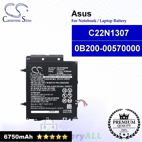 CS-AUT300NB For Asus Laptop Battery Model 0B200-00570000 / C22N1307