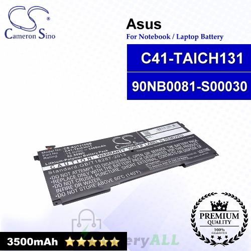 CS-AUT310NB For Asus Laptop Battery Model 0B200-01840000 / C31N1517