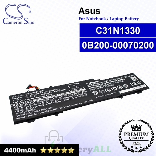 CS-AUX320NB For Asus Laptop Battery Model 0B200-00070200 / C31N1330