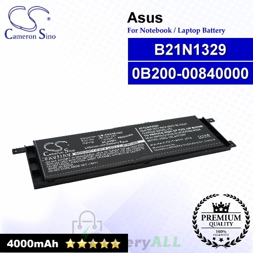 CS-AUX453NB For Asus Laptop Battery Model 0B200-00840000 / B21N1329