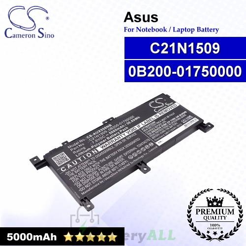 CS-AUX556NB For Asus Laptop Battery Model 0B200-01750000 / C21N1509
