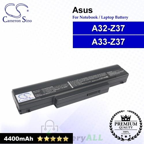 CS-AUZ370NB For Asus Laptop Battery Model 15G10N365100 / 70-NMK1B3000Z / 70-NMK2B3000Z / 70-NRQ1B2000PZ
