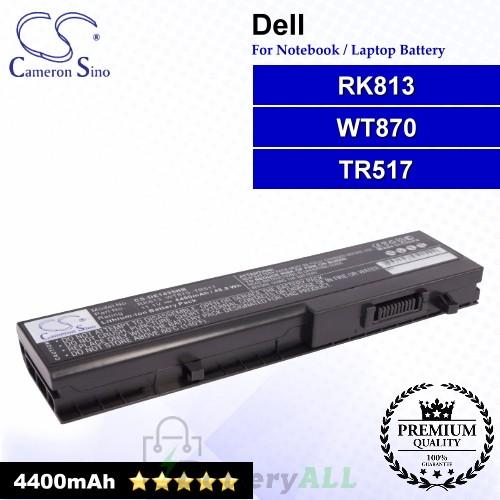 CS-DE1435NB For Dell Laptop Battery Model RK813 / TR517 / WT870