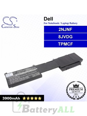 CS-DE5423NB For Dell Laptop Battery Model 2NJNF / 8JVDG / TPMCF