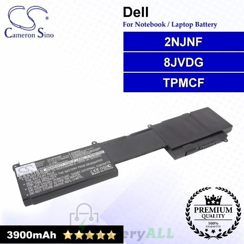 CS-DE5423NB For Dell Laptop Battery Model 2NJNF / 8JVDG / TPMCF