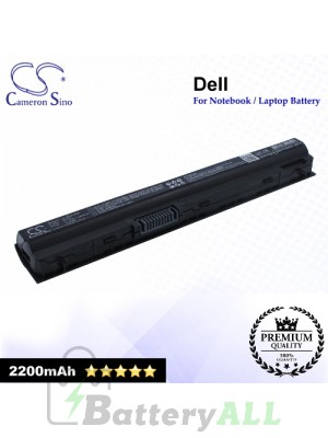 CS-DE6220NB For Dell Laptop Battery Model 09K6P / 0F7W7V / 11HYV / 312-1239 / 312-1241 / 312-1381 / 312-1446