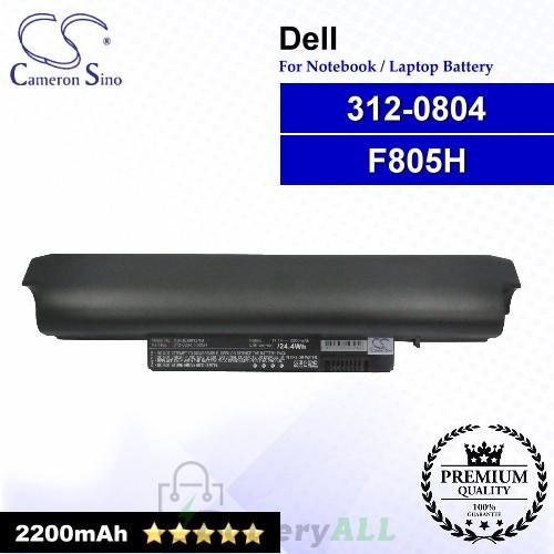 CS-DEM912NB For Dell Laptop Battery Model 312-0804 / F805H