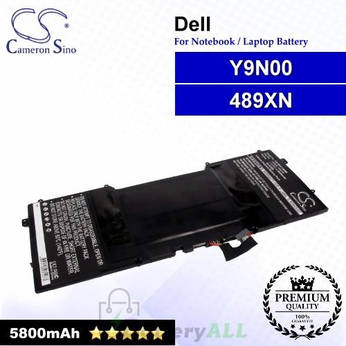CS-DEX130NB For Dell Laptop Battery Model 489XN / C4K9V / PKH18 / Y9N00