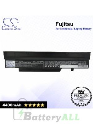 CS-FU1720NB For Fujitsu Laptop Battery Model 0.4U50T.011 / 3UR18650-2-T0169 / 3UR18650F-2-QC-12