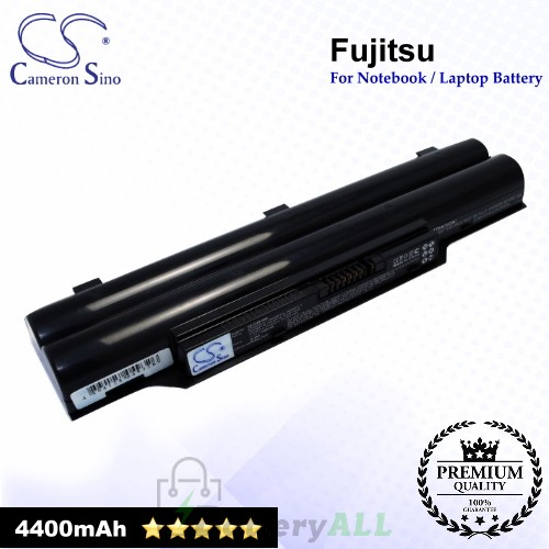 CS-FU8310NB For Fujitsu Laptop Battery Model CP458102-01 / CP516151-01 / FMVNBP146 / FMVNBP186