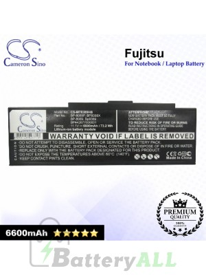 CS-MT8389HB For Fujitsu Laptop Battery Model 3CGR18650A3-MSL / 40006825 / 442677000001 / 442677000003