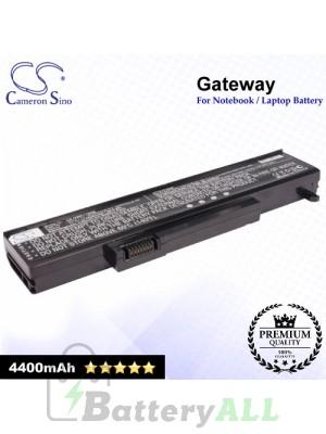 CS-GWP170NB For Gateway Laptop Battery Model 1BTIZZZ0TAT / 1BTIZZZ0TAU / 1BTIZZZ0TAV / 2524264 / 2524265