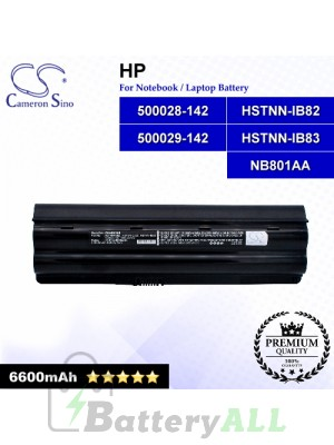 CS-HDV3HB For HP Laptop Battery Model 500028-142 / 500029-142 / HSTNN-IB82 / HSTNN-IB83 / NB801AA