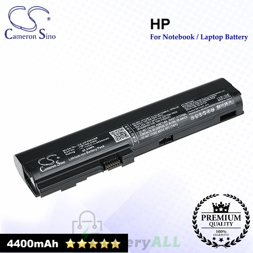 CS-HP2560NB For HP Laptop Battery Model 463309-241 / 632015-222 / 632015-241 / 632015-242 / 632015-542 / 632016-542