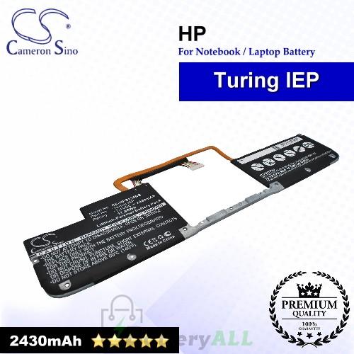 CS-HPS130NB For HP Laptop Battery Model Turing IEP