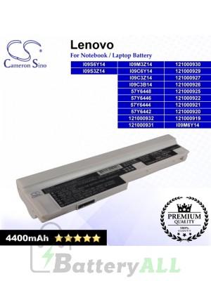 CS-IBS13NB For Lenovo Laptop Battery Model 121000919 / 121000920 / 121000921 / 121000922 / 121000925