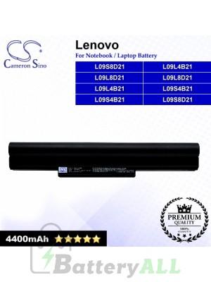 CS-LPU450NB For Lenovo Laptop Battery Model L09L4B21 / L09L8D21 / L09S4B21 / L09S8D21