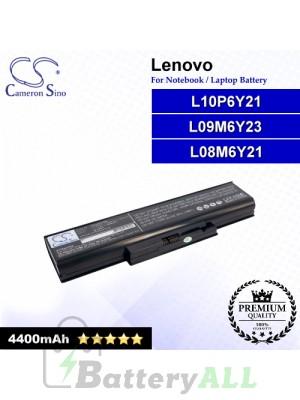 CS-LVE460NB For Lenovo Laptop Battery Model L08M6Y21 / L09M6Y23 / L10P6Y21