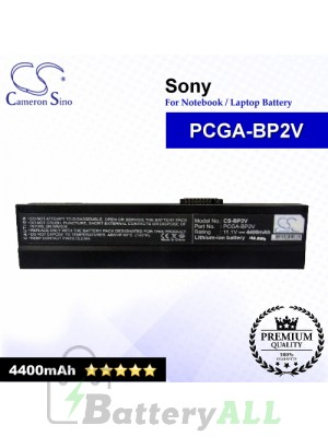 CS-BP2V For Sony Laptop Battery Model PCGA-BP2V