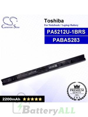 CS-TOA500NB For Toshiba Laptop Battery Model PA5212U-1BRS / PABAS283