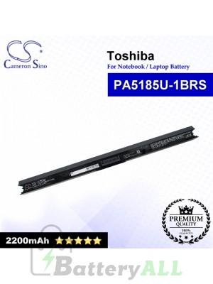 CS-TOC550NB For Toshiba Laptop Battery Model PA5184U-1BRS / PA5185U-1BRS / PA5186U-1BRS