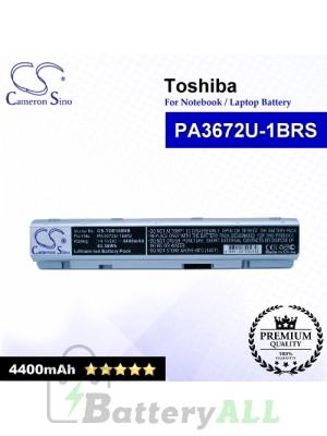 CS-TOE100NB For Toshiba Laptop Battery Model PA3672U-1BRS