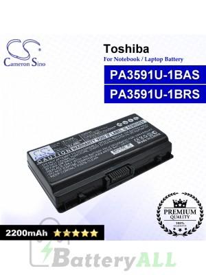 CS-TOL45NB For Toshiba Laptop Battery Model PA3591U-1BAS / PA3591U-1BRS