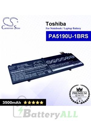CS-TOP350NB For Toshiba Laptop Battery Model PA5190U-1BRS