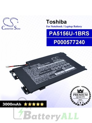 CS-TOW350NB For Toshiba Laptop Battery Model P000577240 / PA5156U-1BRS