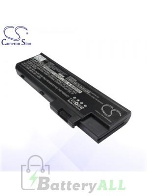 CS Battery for Acer 4UR18650F-1-QC192 / 4UR18650F-2-QC140 Battery L-AC4500HB
