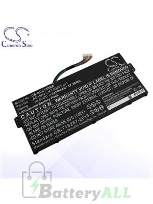 CS Battery for Acer AC15A3J / KT.00303.017 / 3INP5/60/80 Battery L-ACC738NB