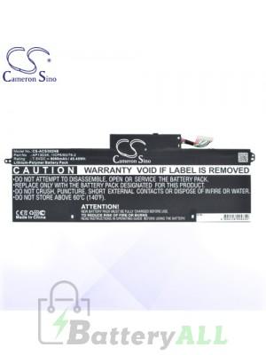 CS Battery for Acer 1ICP6/60/78-2 / 1ICP5/60/80-2 / AP13D3K Battery L-ACS392NB