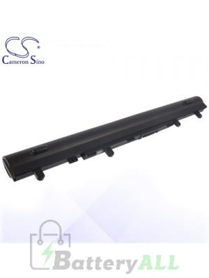 CS Battery for Acer 4ICR17/65 / KT.00403.003 / TravelMate P255-M Battery L-ACV500NB