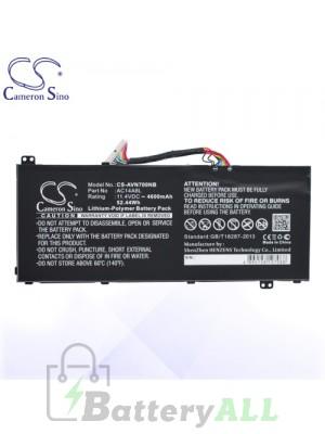 CS Battery for Acer AC14A8L / KT.0030G.001 / AC14A8L(3ICP7/61/80) Battery L-AVN700NB