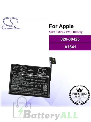 CS-IPT6SL For Apple Mp3 Mp4 PMP Battery Model 020-00425 / A1641