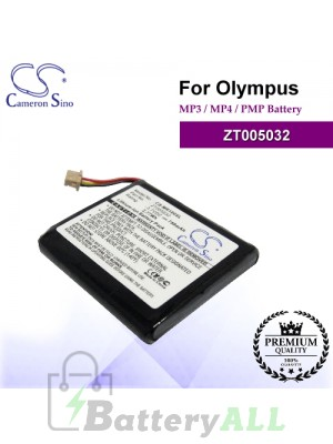 CS-MR100SL For Olympus Mp3 Mp4 PMP Battery Model ZT005032
