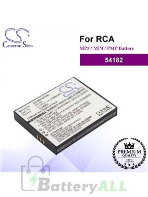 CS-RD3030SL For RCA Mp3 Mp4 PMP Battery Model 54182